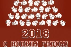 Поздравляем всех с наступающим новым годом
