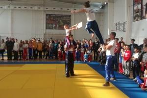 Торжественное открытие Первенства и Чемпионата Краснодарского края по кикбоксингу 2017